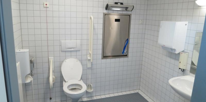 שירותים נגישים