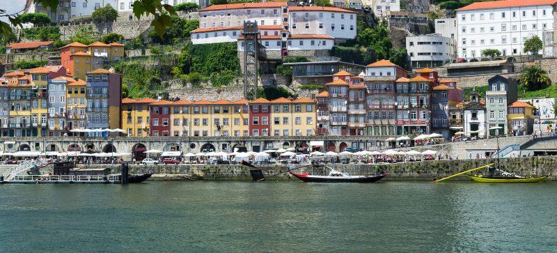 Porto, Portugal - The River